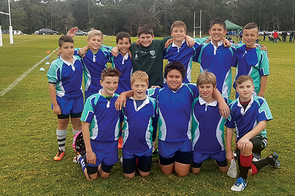 St Therese Catholic Primary School Mascot News and Events Rugby sevens success for St Therese