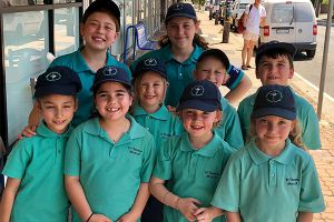 St Therese Catholic Primary School Mascot Student Showcase Outdoor Activities