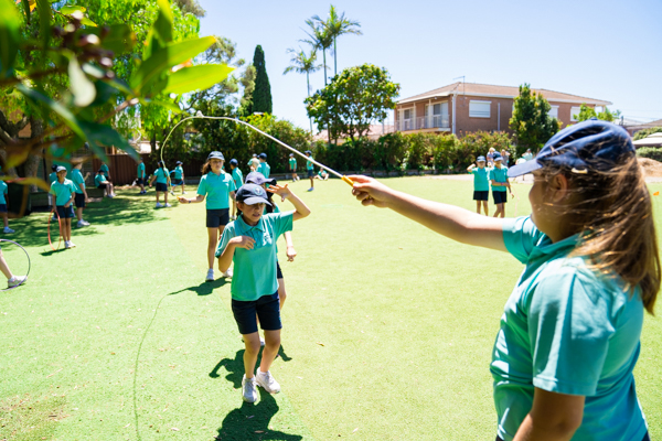 St Therese Mascot Catholic Primary School Co-curricular Sport