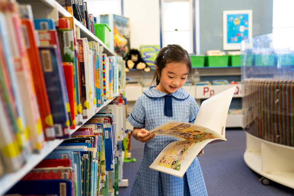 St Therese Mascot Catholic Primary School Library